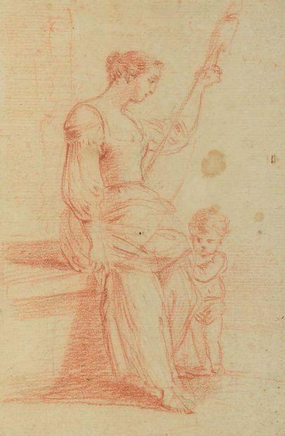 Ecole Française. XVIII siècle