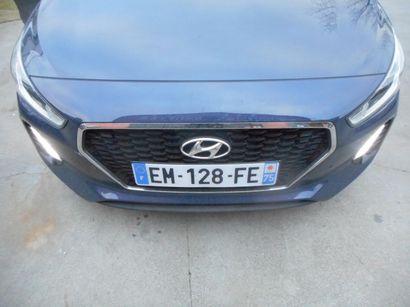 HYUNDAI I 30 registered EM 128 FE serial number TMAH351 GJJ026880 category M1 type...