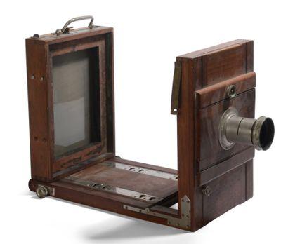 Daguerréotype, appareil photo XIXème siècle...