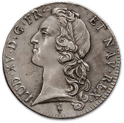 Écu au bandeau. 1748. Lille. D. 1680. TTB...