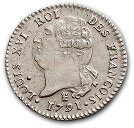 15 Sols Constitutionnel. 1791. Limoges. D....