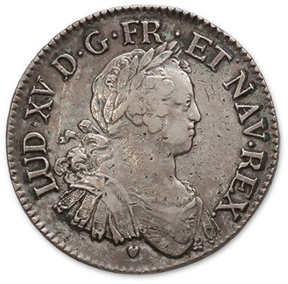 Écu aux huit L. 1725. Poitiers. D. 1670....