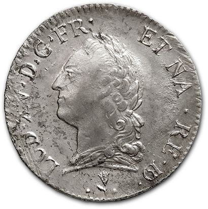 Écu: 4 exemplaires. Vertugadin 1716 Réf....