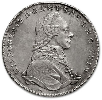 Salzbourg: Jérôme von Colloredo (1772-1803)...