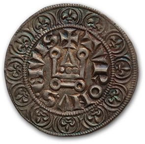 PHILIPPE V (1316-1322) Gros tournois. D. 238. TTB to superb