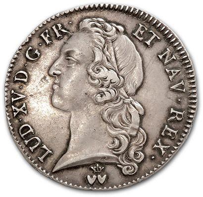 Écu au bandeau. 1771. G. 1680. Très bel ...