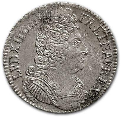 Écu aux trois couronnes. 1709. Paris. D....