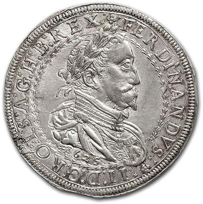 Ferdinand II (1619-1637) Thaler. 1625. Graz....