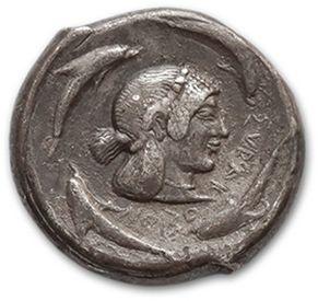SICILE, Syracuse: règne de Gelon (485-479...