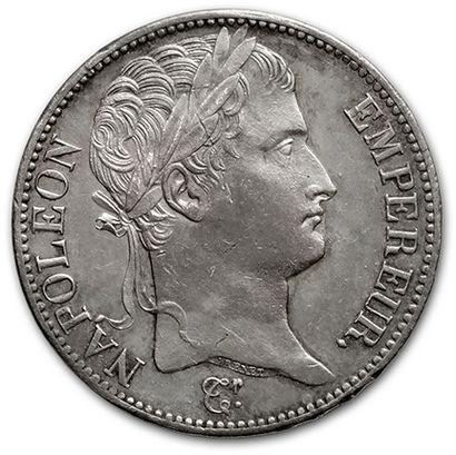 PREMIER EMPIRE (1804-1814) 5 francs. 1809....