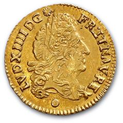 LOUIS XIV (1643-1715) Half gold louis to the shield. 1691. Ref. D. 1436A. Very nice...