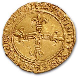 LOUIS XII (1498-1514) Écu d'or au soleil. D. 647. Très bel exemplaire.