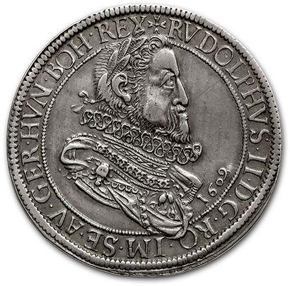 ALSACE, Ensisheim: Rodolphe II (1602-1612)...