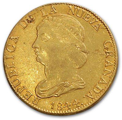 République de Nouvelle Grenade (1837-1859)...