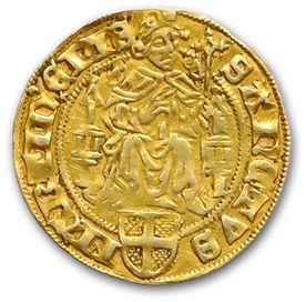 EVÊCHÉ d'UTRECHT: David de Bourgogne (1456-1496)...