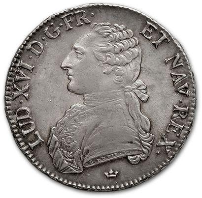 Écu aux rameaux d'olivier. 1788. Toulouse....