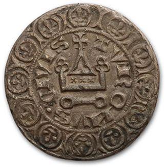 JEAN II, le Bon (1350-1364) Piéfort du blanc...