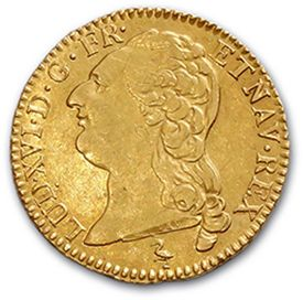 LOUIS XVI (1774-1793) Louis d'or au buste nu. 1786. Paris. D. 1707. TTB à super...
