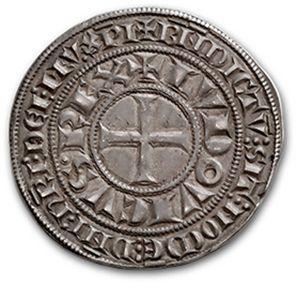 LOUIS IX, Saint-Louis (1226-1270): Gros tournois. PHILIPPE IV (1285-1314): Maille...