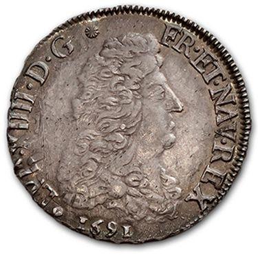 19 Monnaies royales françaises de Charles...