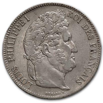 5 Francs. 1834. La Rochelle. 5 francs. 1839....