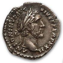 Denier: 4 exemplaires. Antonin (2 ex.) -...