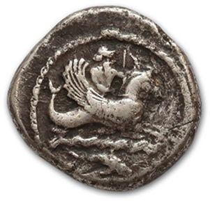 PHÉNICIE: Tyr (Ve-IVe siècle avant J.-C.)...