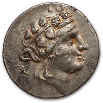 ÎLES de THRACE: Thasos (ap. 146 av. J.-C.)...