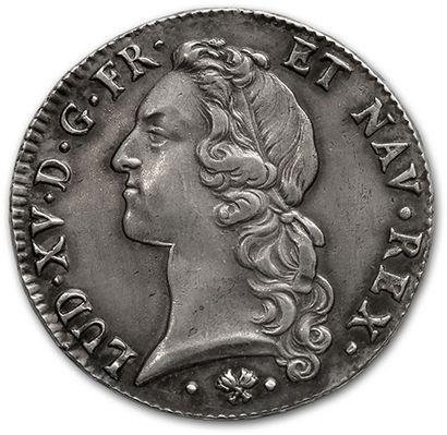 Écu au bandeau. 1765. Bayonne. D. 1680. Très...