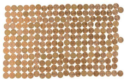 FRANCE 20 francs or: 10 exemplaires. IIIème...
