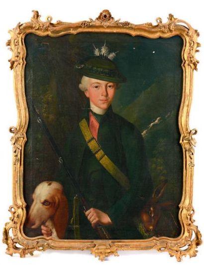 ÉCOLE ALLEMANDE vers 1750
