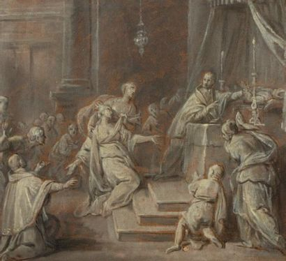 Ecole Italienne du XVIIIe siècle