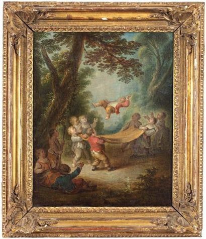 FRANÇOIS EISEN (1695-1780)