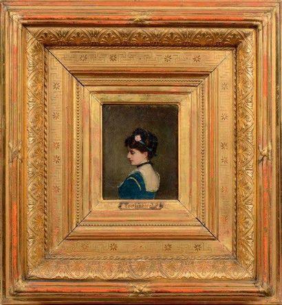 AUGUSTE TOU LMOUCHE (1829-1890)