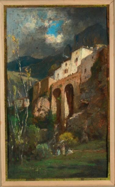 VINCENT CORDOUAN (1818-1893)