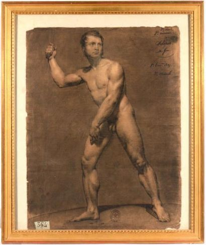 FRÉDÉRIC-HENRI SCHOPIN (LUBËCH 1804 - MONTIGNY SUR LOING 1880)