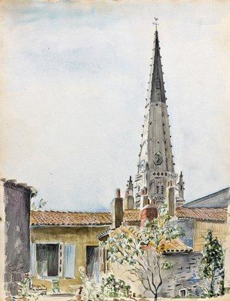HENRI DE LINARES (1904 - 1987)