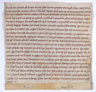 [Abbaye de Preuilly, 1217]