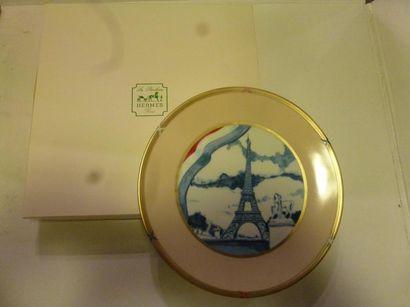HERMES Souvenir de Paris. Place de la Bastille....