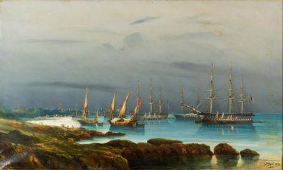 Chéri François Dubreuil (1828-1880)