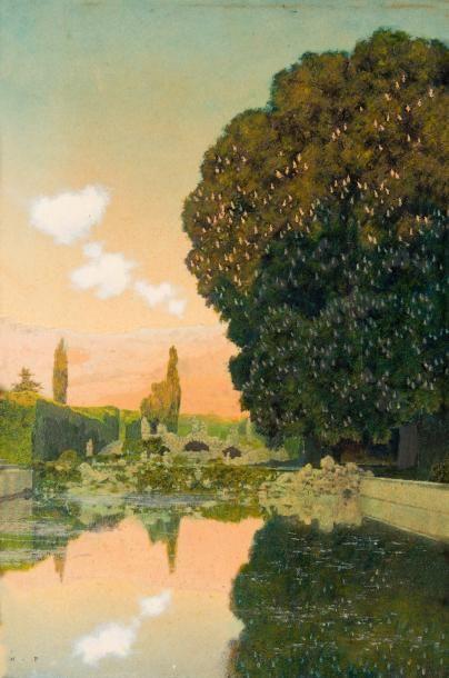 Maxfield FREDERICH PARRISH (1870-1966)