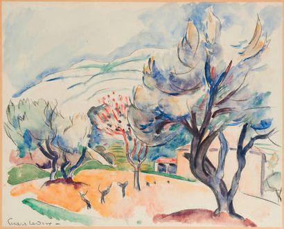 Jean PICART LE DOUX (1902-1982)