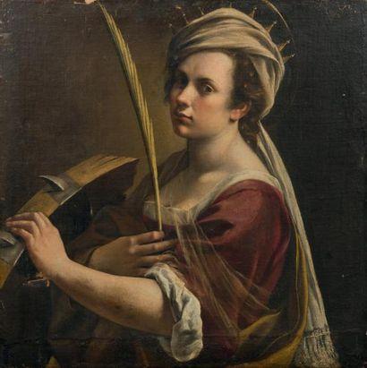 Artemisia GENTILESCHI (Rome 1593-Naples 1652)