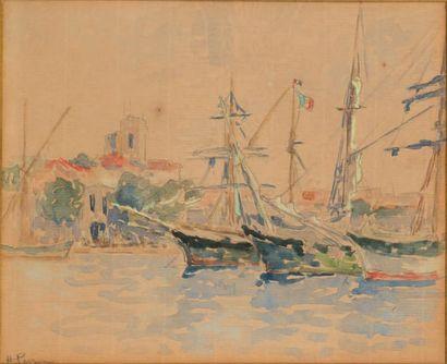Henri PERSON (1876 -1926)