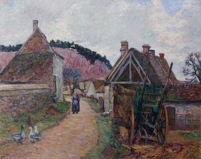 Jean-Baptiste Armand GUILLAUMIN (1841-1927)