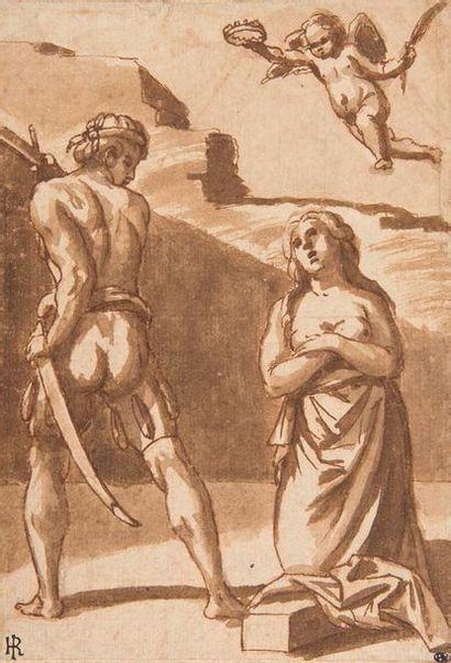 Suiveur de Giovanni BAGLIONE (1566-1643)