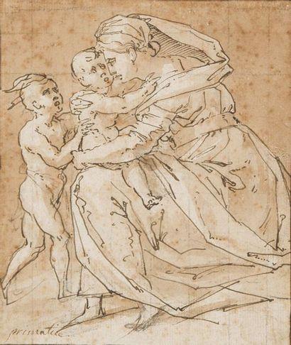 Entourage de ROSSO FIORENTINO (1495-1540)