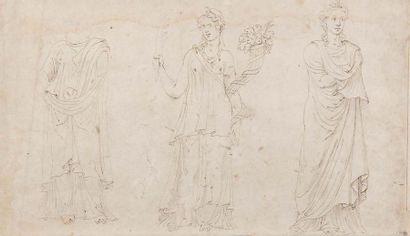 Attribué à Girolamo DA CARPI (1501-1556)