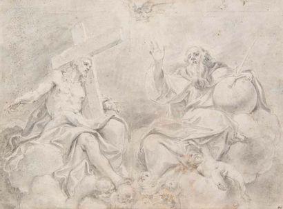 Attribué à Giuseppe MARCHESI, IL SANSONE (1691-1771)
