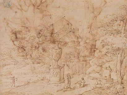 Ecole romaine, XVIIème siècle